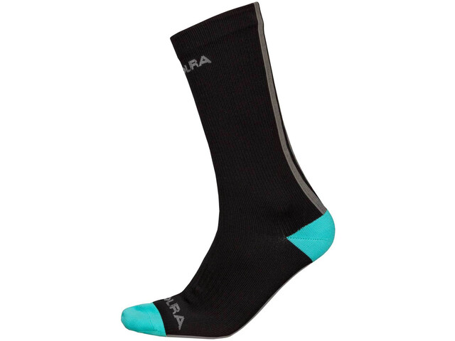 Endura Hummvee Waterproof Mid Length Socks black